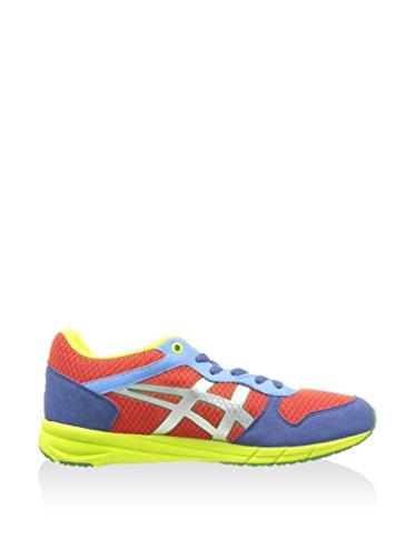 Onitsuka Tiger  Shaw Runner, Chaussures de ville à lacets pour homme Multicolore