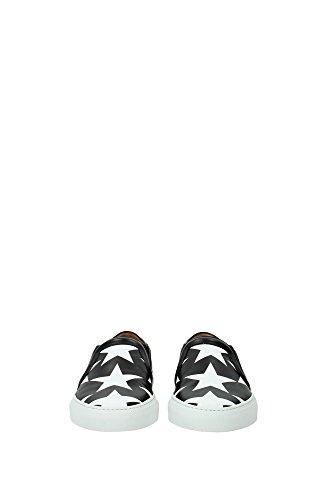 BE08955109004 Givenchy Pantoufle Femme Cuir Noir Noir