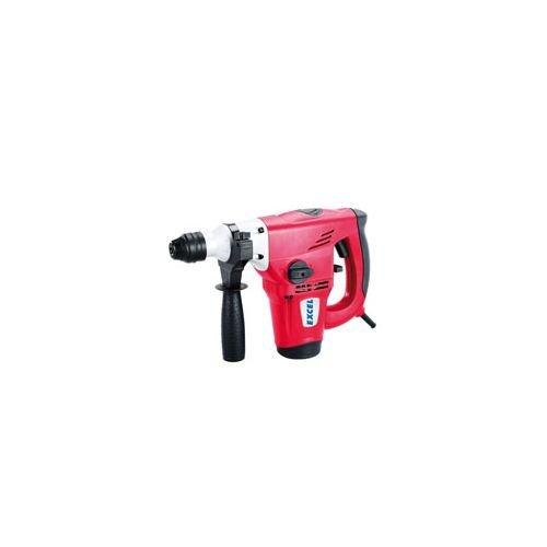 Excel cdf06389SDS Bohrhammer Drehschalter, 1500W, Rot