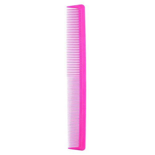 Peine corte antiestático peluquería doble uso color