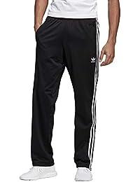 Adidas Firebird Track Pant ED6897 Black Pantalone Acetato Vintage Uomo 4ea6c7835861