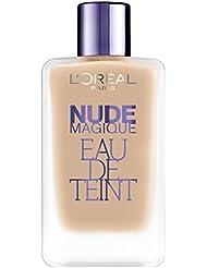 L'Oreal Nude Magique Eau De Teint Foundation SPF18 20ml-120 Pure Ivory