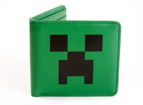 Cartera Minecraft Creeper