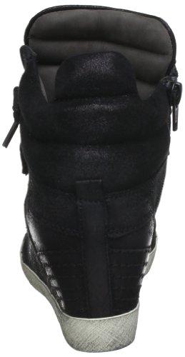 Kennel und Schmenger Schuhmanufaktur  Soho, Hi-Top Slippers femme Noir - Noir