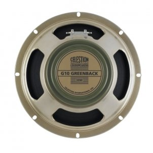 'Celestion G 10 Green Back 10 altoparlante 30 W 8 Ohm