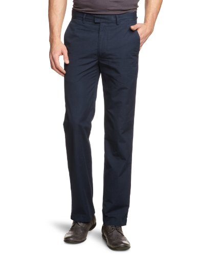 dockers-d1-poplin-pantaloni-slim-fit-da-uomo-colore-blu-navy-0007-taglia-52-it-38w-36l