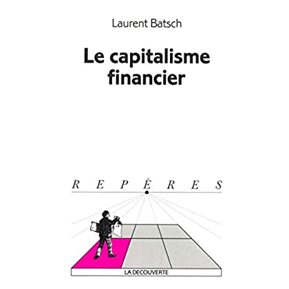 Le capitalisme financier
