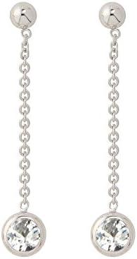 Bijoux pour tous - Pendientes de plata