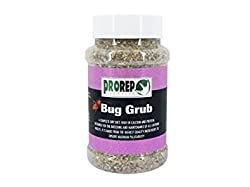 Pack Of 3 : (3 Pack) Prorep - Bug Grub Jar Pack 300g