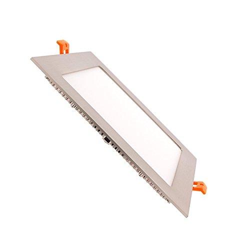 placa-led-cuadrada-superslim-18w-marco-plata-downlight-led-blanco-frio-6000k-6500k-efectoled