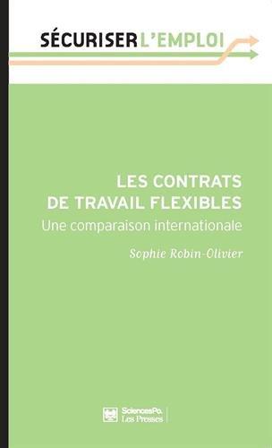 Les contrats de travail flexibles : Une comparaison internationale