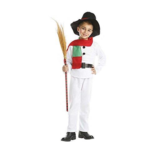 Zzcostumes Kinder Schneemann Kostüm 1-2 Jahre