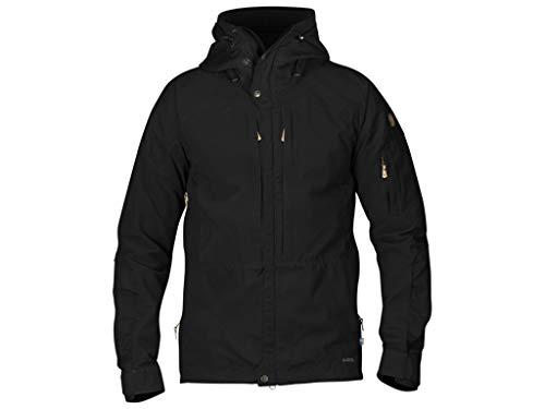 Fjällräven Men's Keb Jacket, Black, S