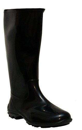 Ladies Womens New Waterproof Rubber Festival Rain Mud Snow Girls Wellington Boots Wellies Sizes UK 3-8