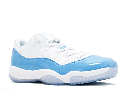 Air Jordan 11 Retro Low 'Carolina' - 528895-106 - Size 14 - Jordan 14 Retro Low