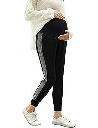 ef48e8ec961a Pantaloni Premaman Primavera Leggings Premaman Pantaloni Gravidanza Donna  Incinta Pantaloni Cintura Pantaloni Premaman Regolabili