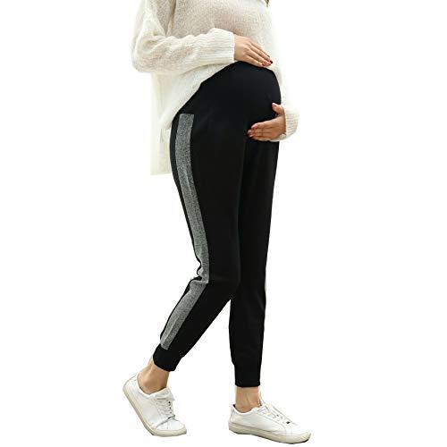 Pantaloni Premaman Primavera Leggings Premaman Pantaloni Gravidanza Donna Incinta Pantaloni Cintura Pantaloni Premaman Regolabili