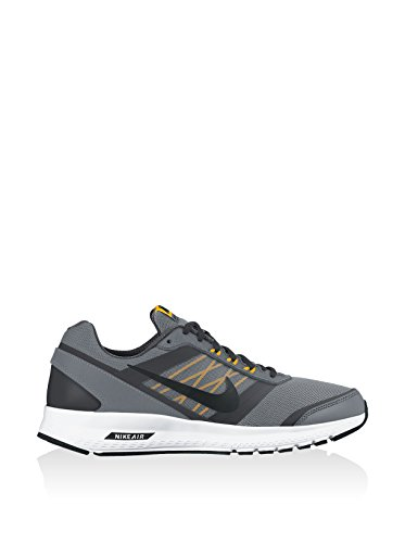 Nike Air Relentless 5, Chaussures de Running Compétition Homme gris - Gris (Gris (Cool Grey/Blk-Anthrct-Lsr Orng))