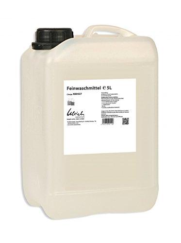 Ulrich Feinwaschmittel, flüssig, 5 Liter Kanister