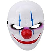 Preisvergleich für My. Sport Colorful Clown Halloween Maske Scary Maske Party Decor