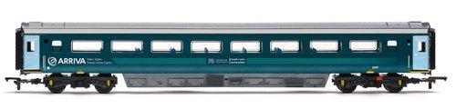 Hornby Calibre 00 Arriva Trains MK3 Ouvert Standard Wagon avec Pristine Finition