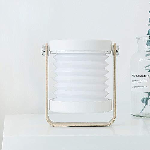 Einziehbare Laternenlichter Führte Kleine Nachtlichter, Schlafzimmer Haus Tischlampe Usb-licht Outdoor Kreative Produkte B -
