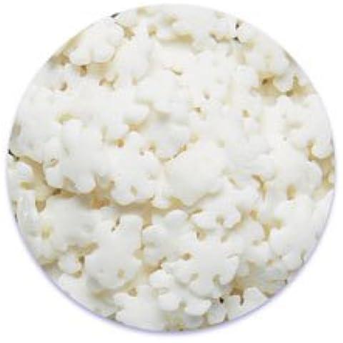 Confetti Snowflakes 2.2 oz by Edible Confetti