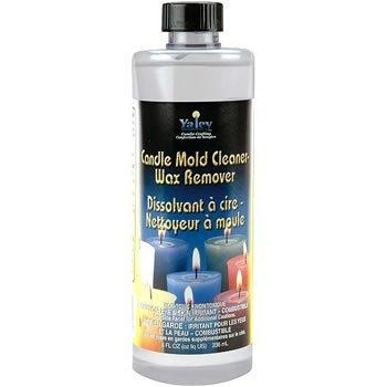 Yaley 110280 Candle Mold Reiniger & Wax Remover 8 Unzen-Flasche (Unzen-flasche 8)