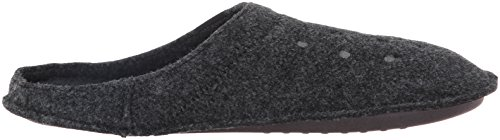 Crocs Classic Slipper, Chaussons Mules Mixte Adulte Noir (Black/Black)