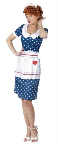 /md 2-8 (I Love Lucy Kostüm)