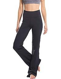 11b90b3ba63e Safort Bootcut Yoga Trousers Women 5'3