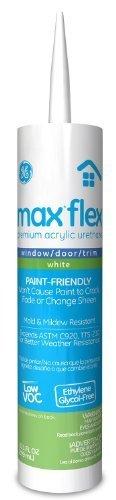 general-electric-ge22764-max-flex-window-door-trim-acrylic-urethane-caulk-101-ounce-white-by-general