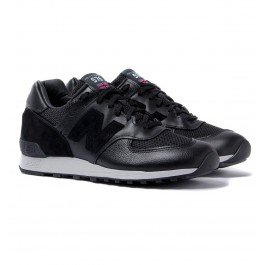 New Balance 576 Made In England Black Trainers