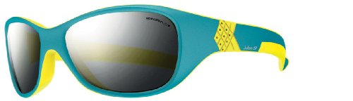 Julbo Solan Sunglasses SP3 + Multi-Coloured Blue/Yellow Size:Taille S