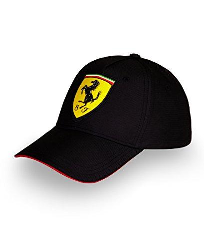 Ferrari Gorra béisbol clásica Scuderia F1 Team Negra