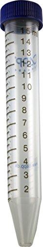 BluCapp 5100015C Bluzentrifugenröhrchen, PP, steril, 15 mL, 20x25 Stück