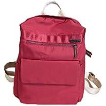 Midsy Bolsas Ultra Ligera Mochilas Casual Fashion Clasicas Bolsas para portátil Canvas Mochilas Escolares Juvenil Impermeable