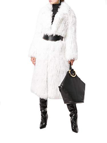 Alexander McQueen Borsa A Mano Donna 5379650Gf0m1000 Pelle Nero