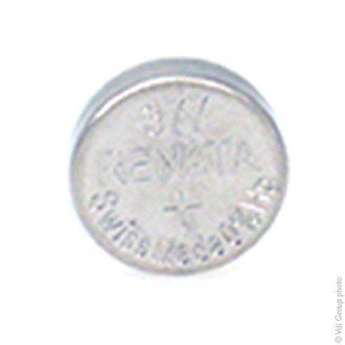 Renata / Swatch Group - Knopfzelle Silberoxid 377 RENATA 1.55V 28mAh - Blister(s) x 1