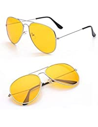 6a9ea6da952f5 TheWhoop Latest Aviator Day And Night Vision Sunglasses Goggles For Men And  Women