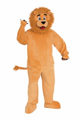 Deluxe Lion Costume Fancy Dress