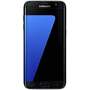 Samsung S7 Edge Negro 32GB Smartphone Libre, Color Negro ...