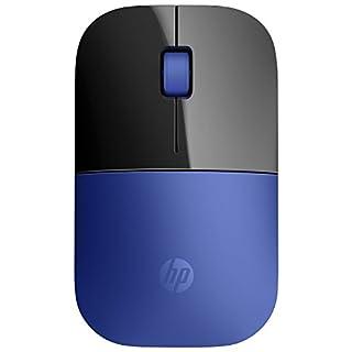 HP Wireless Mouse Z3700, Blue (V0L81AA#ABL)
