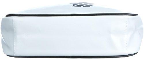 Gola Redford CUB901, Unisex - Erwachsene Henkeltaschen, 36x27x12 cm (B x H x T) Weiss/White/Black