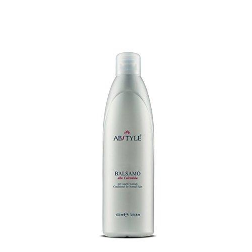 AB Style | Baume à la Calendula professionnelle pour cheveux normaux avec action Emolliente et hydratant (1000 ml)