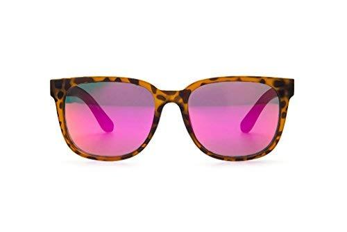 TAS Peachum Holz-Sonnenbrille Walnuss