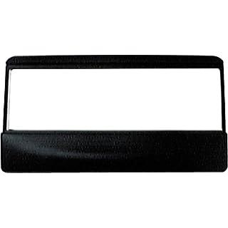 Autoleads FP-07-00 Radioblende für Ford Escort und Fiesta, 1 DIN, Schwarz