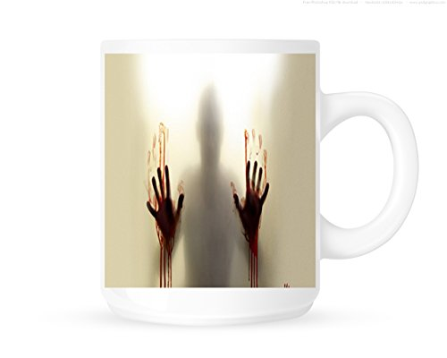 bloody-zombie-hands-on-glass-the-walking-dead-inspired-zombie-horror-design-tea-coffee-mug-cup-ideal