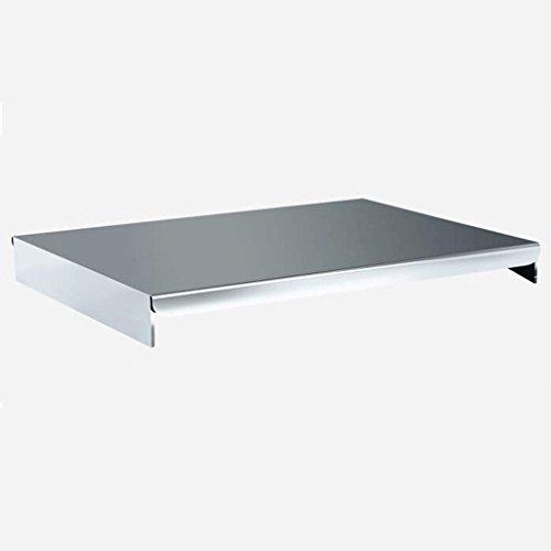 Preisvergleich Produktbild ZLR Moderne Mode Küchenregal Edelstahl Induktionskocher Standfuß Verflüssigte Erdgas Gas Herd Abdeckung Tisch Herd Abdeckung ( größe : 80*50*9cm )