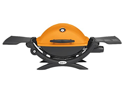 Weber 51190053 Barbecue Q 1200 Orange